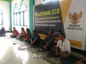 Pelatihan Zakat Community Development (ZCD)